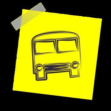 Scuolabus: gli orari definitivi 2019/20